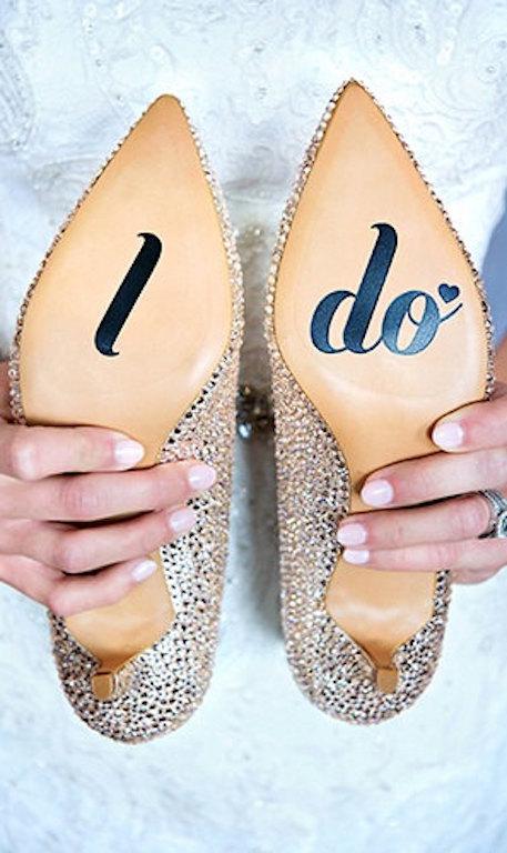 zapatos novia personalizados i do - sophie kors weddings