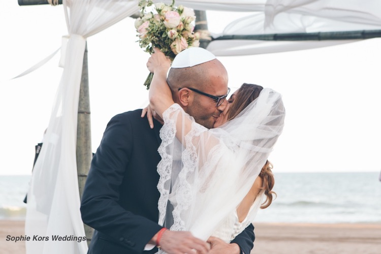 boda judia playa