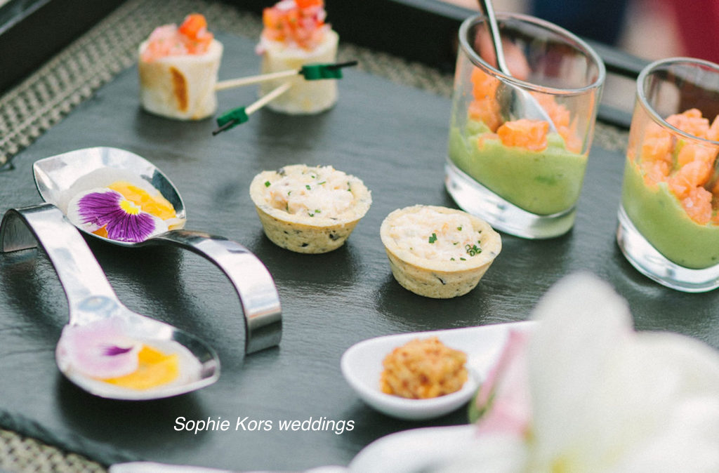 bodas catering Sophie Kors weddings