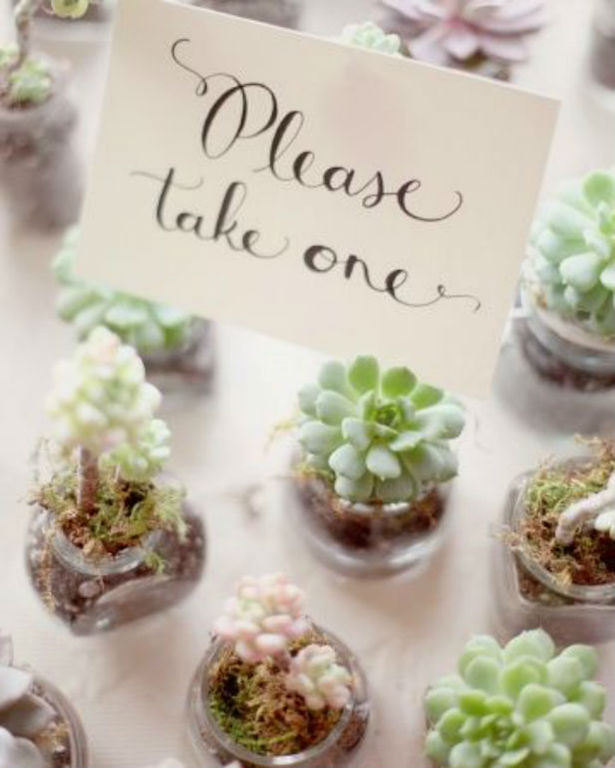 guest favor for boho chic wedding