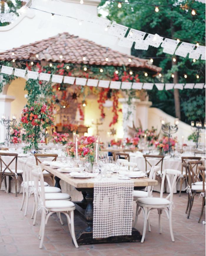 banquete mexicano