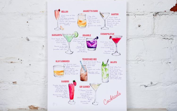 cartel boda cocktails