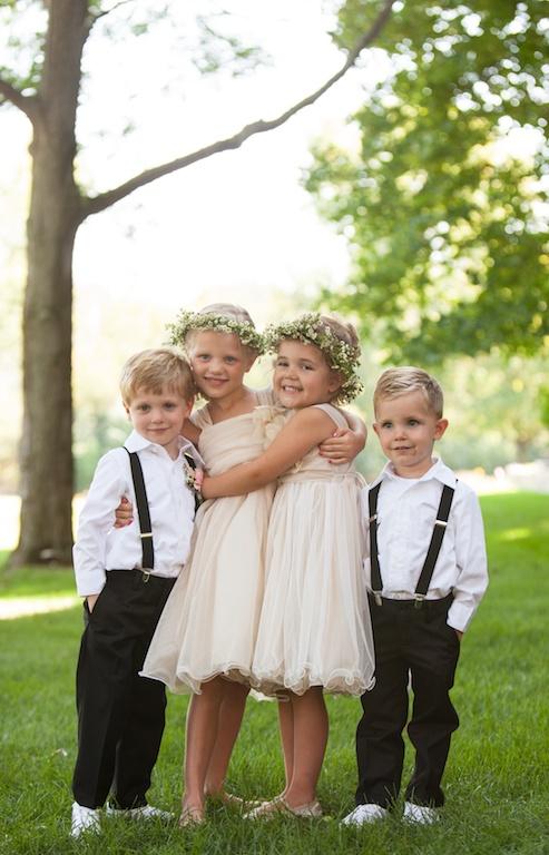 c198f4435 Cómo vestir a los niños en una boda  - Sophie Kors Weddings