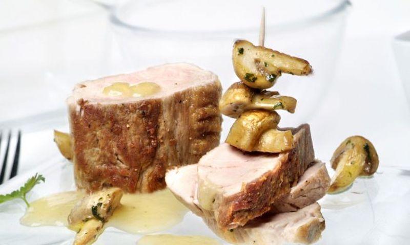 gastronomía bodas otoño carne