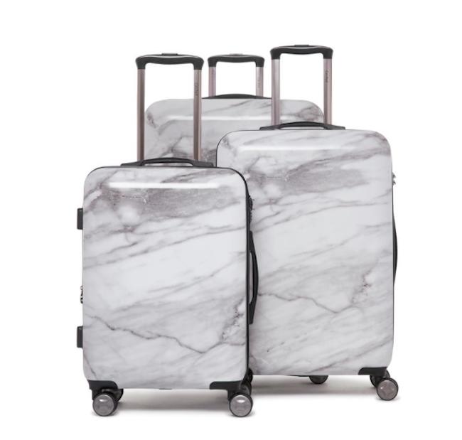 maletas mármol