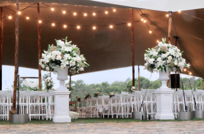 ceremonia boda carpa