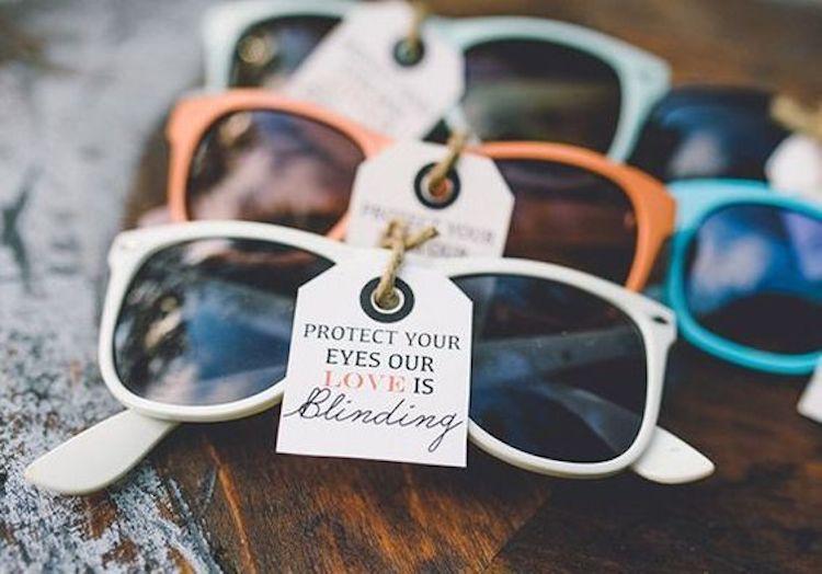 gafas sol bodas de día