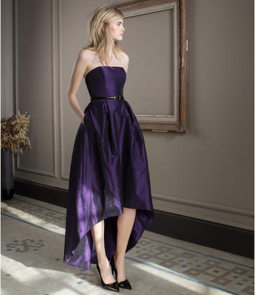 vestido inmaculada garcia invitada