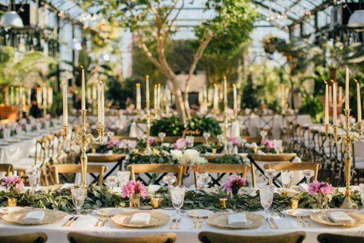 boda invernadero