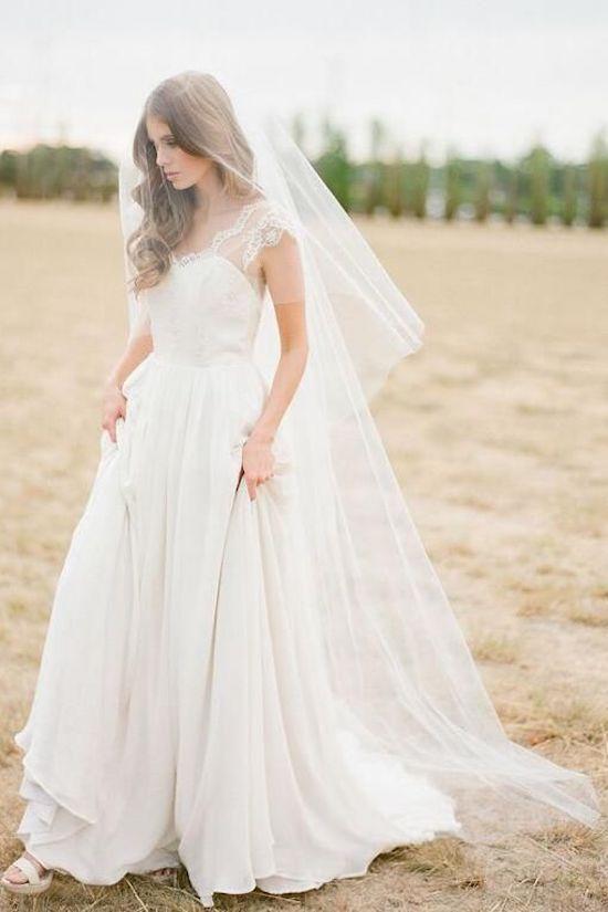 velo novia capilla