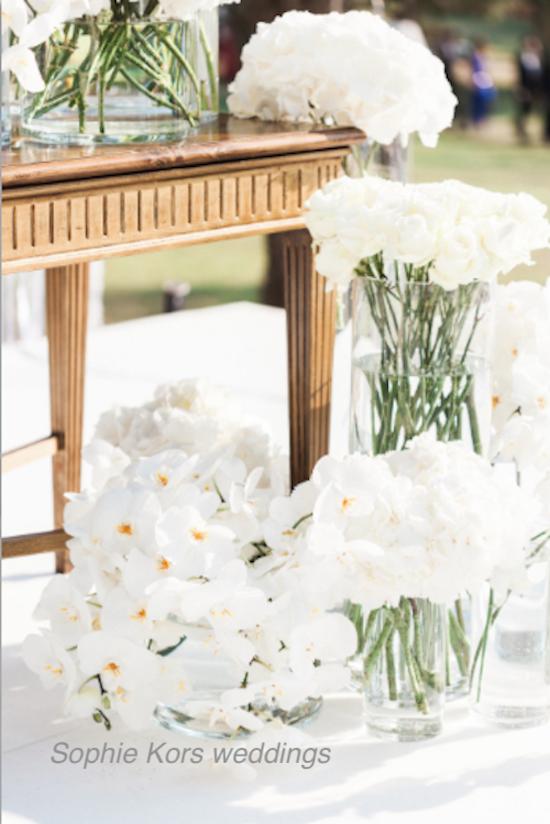 ceremonias bodas en blanco