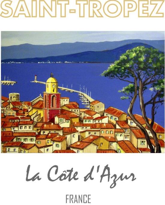 Saint Tropez Vintage