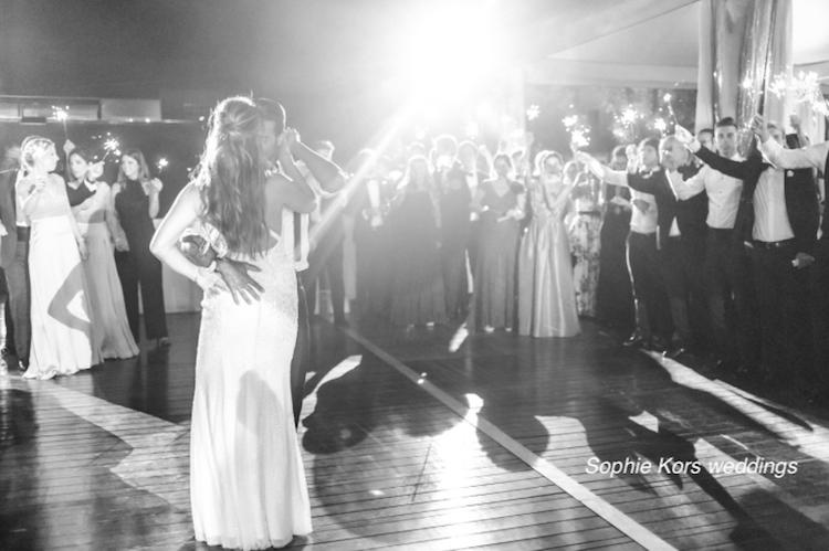 fotos de boda baile novios