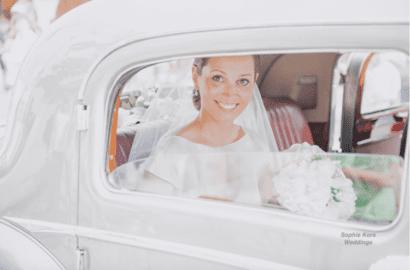 coche boda- Rolls Royce