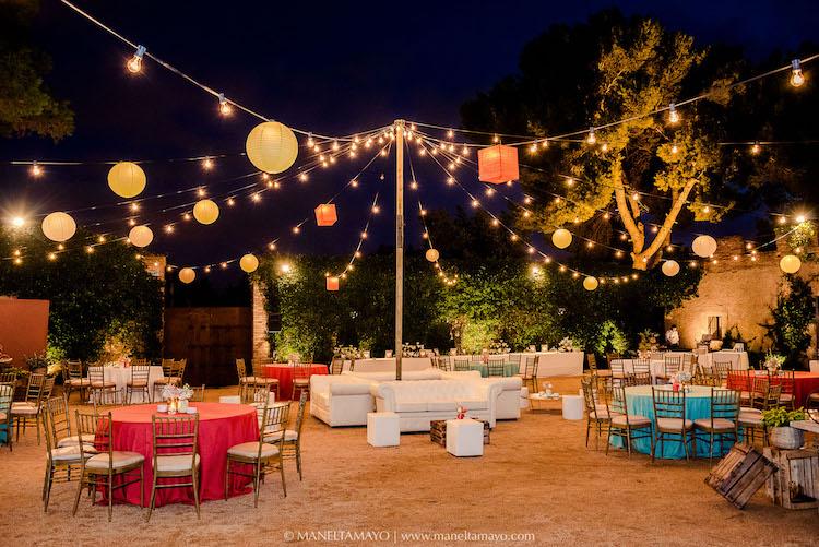 Una boda color coral Sophie Kors weddings