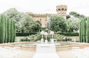 boda castell de sant marçal