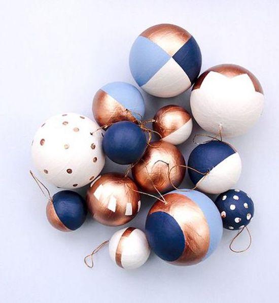 bolas árbol Navidad