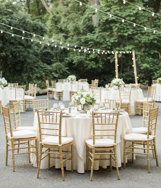 boda mesas redondas