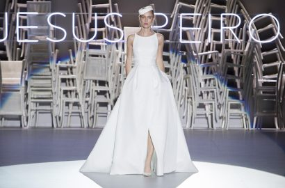 vestido clásico novia