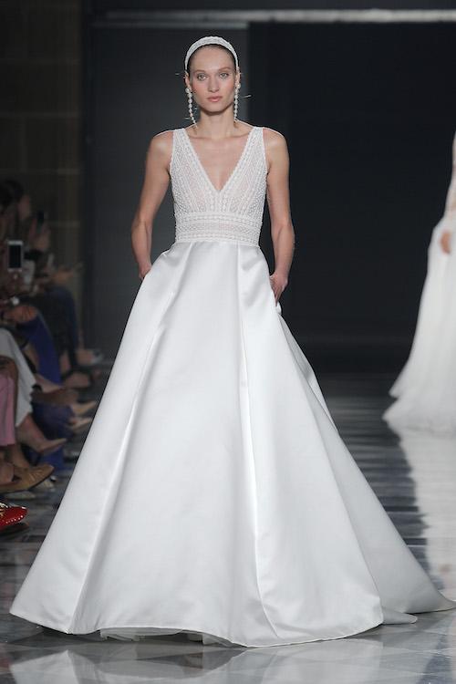vestido novia cuerpo encaje