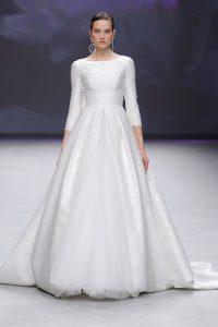 Vestido Novia Manga Larga Sophie Kors Weddings