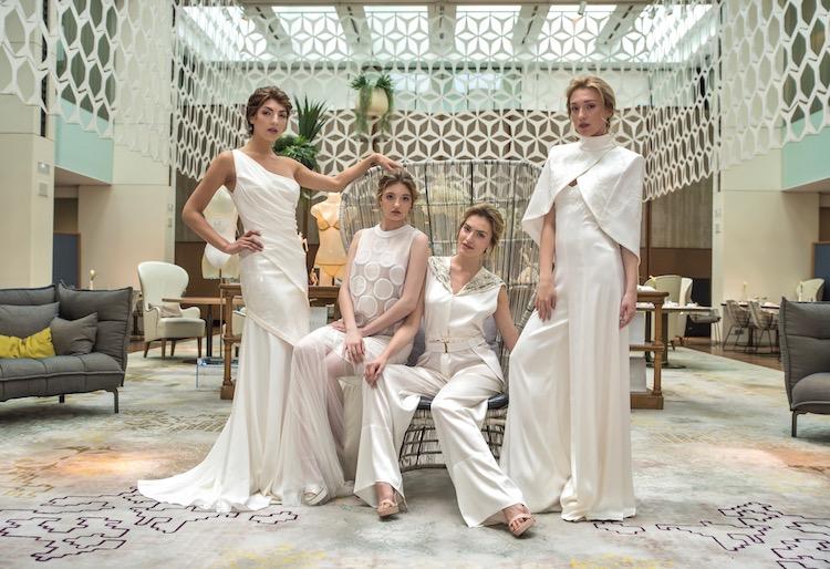 vestidos novia La Perla
