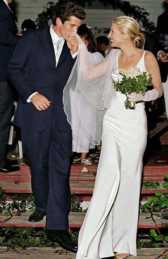 boda Carolyn Bessette