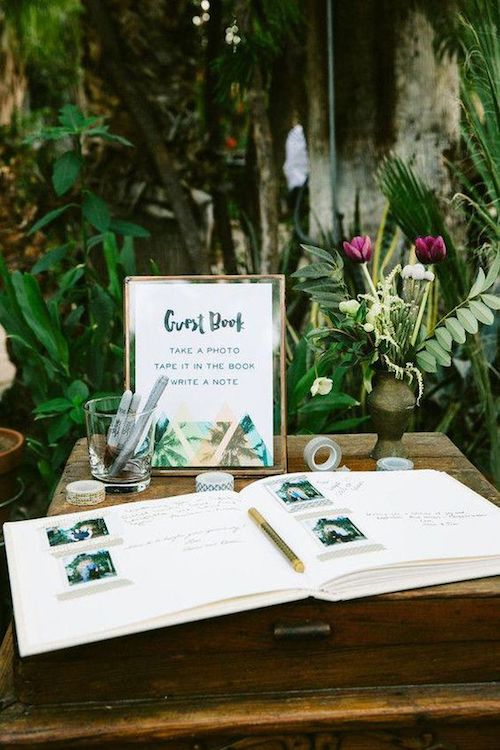 libro firmas fotomaton boda