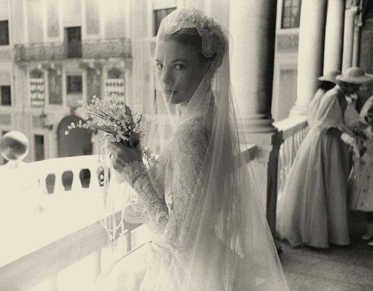 vestido novia Grace de Mónaco