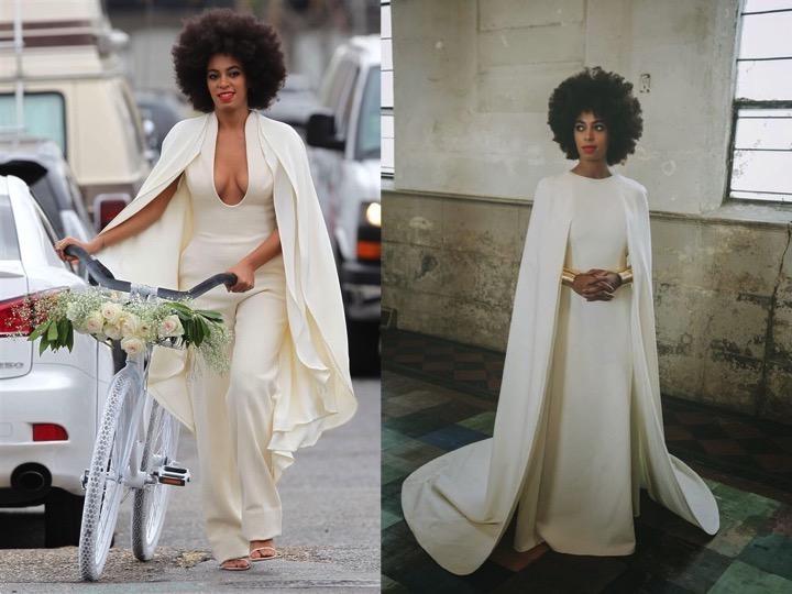 vestidos novia solange knowles