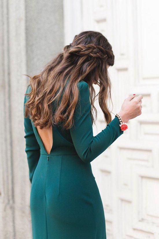 Extremadamente atractivo peinados para bodas invitadas pelo largo Fotos de los cortes de pelo de las tendencias - Peinados tendencia para invitadas bodas 2020 - Sophie Kors ...