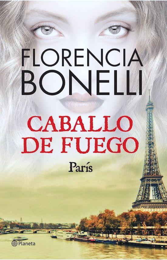 portada libro caballo de fuego parís top five san valentín