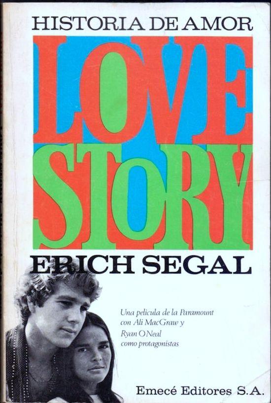 portada libro love story top five san valentín