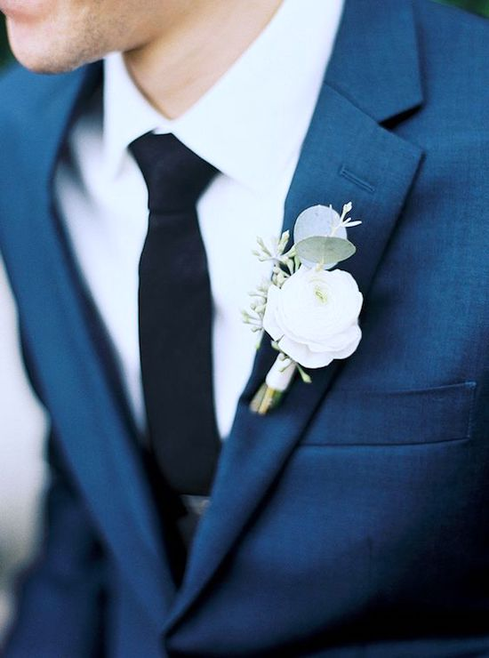 prendido novio boda Magnolios